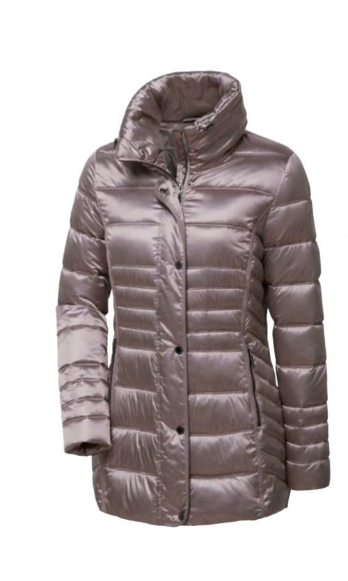 Wega downfree blush jacket