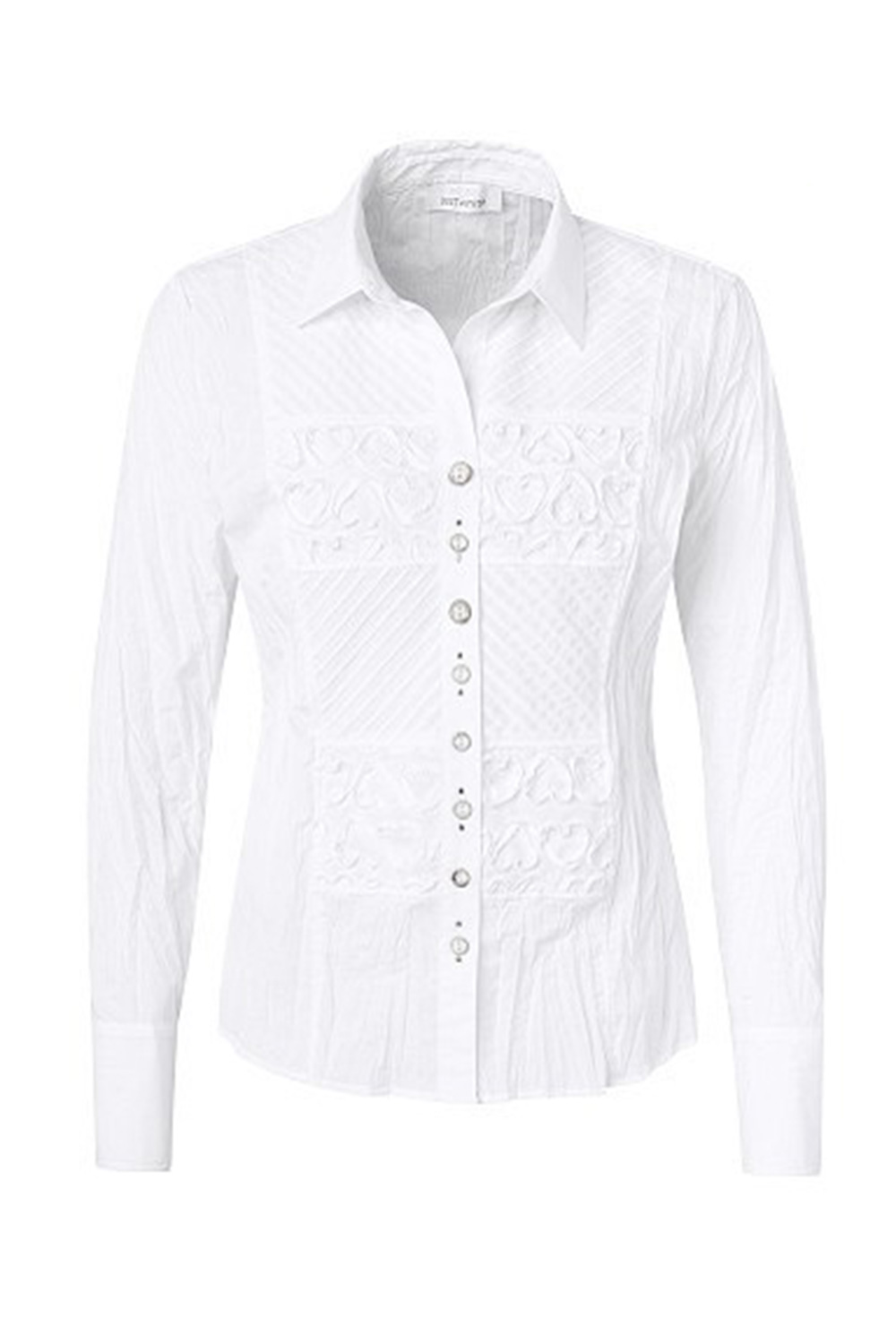 Just White blouse 43383