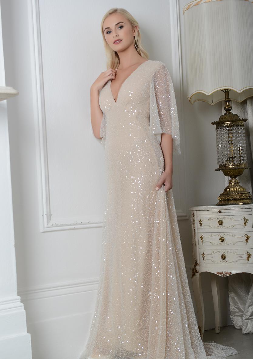 Loulou Bridal gown Carmella