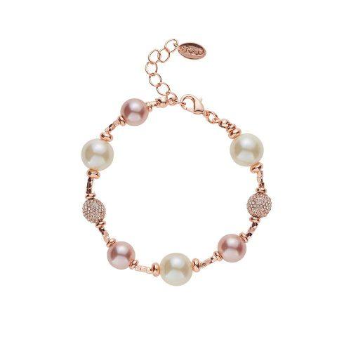 K&D 414 pink pearl bracelet