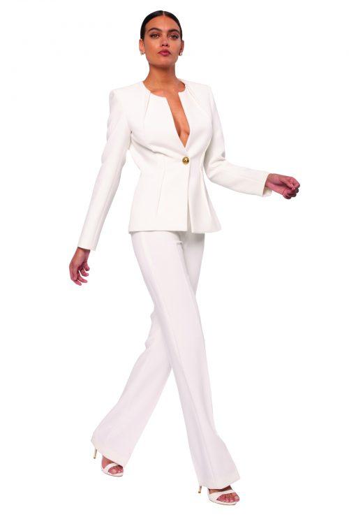 Nissa off white jacket