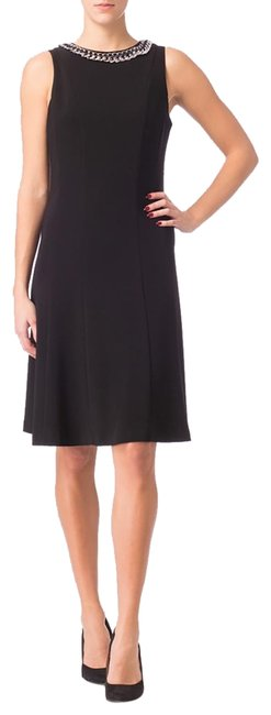 Jr dress 172003 with silver collar detail