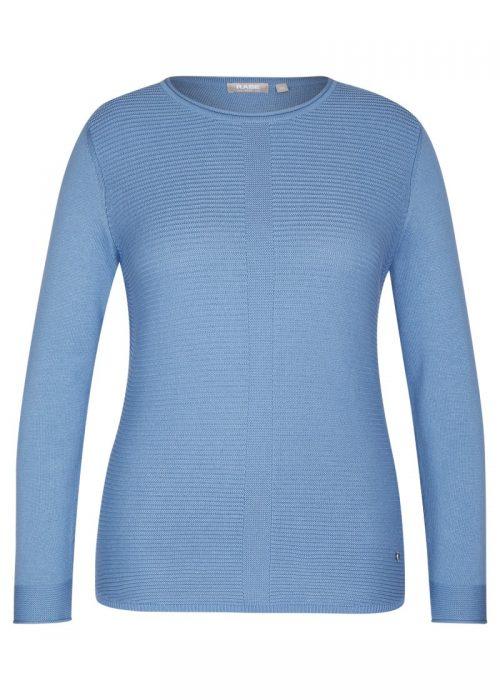Rabe round neckline cobalt blue 46-012600