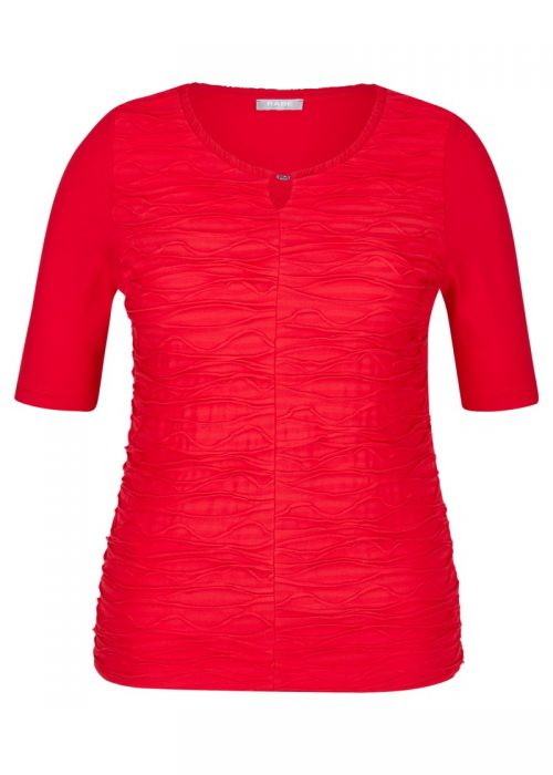 Rabe red top S sleeve