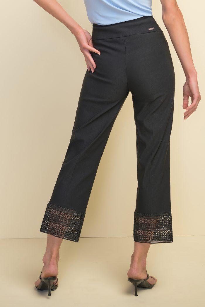 Joseph Ribkoff Capri trousers black 211436