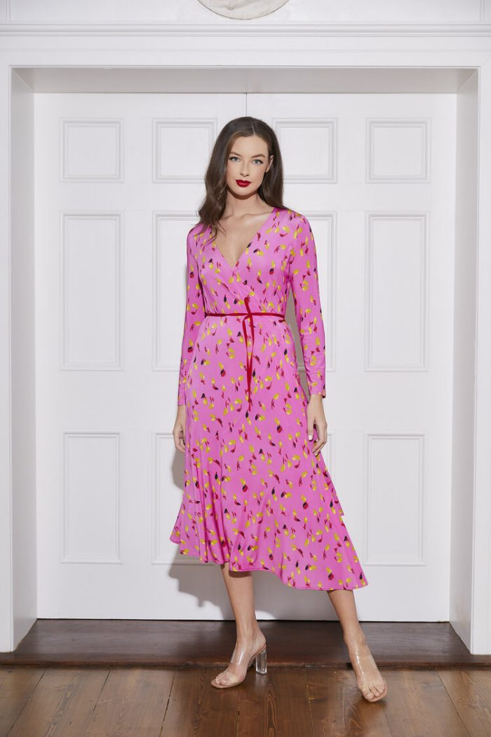 Caroline Kilkenny Zoey dress