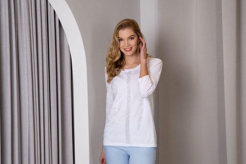 Passioni white jumper 3123
