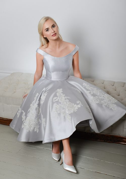 Tea Length Wedding Gown Dixie
