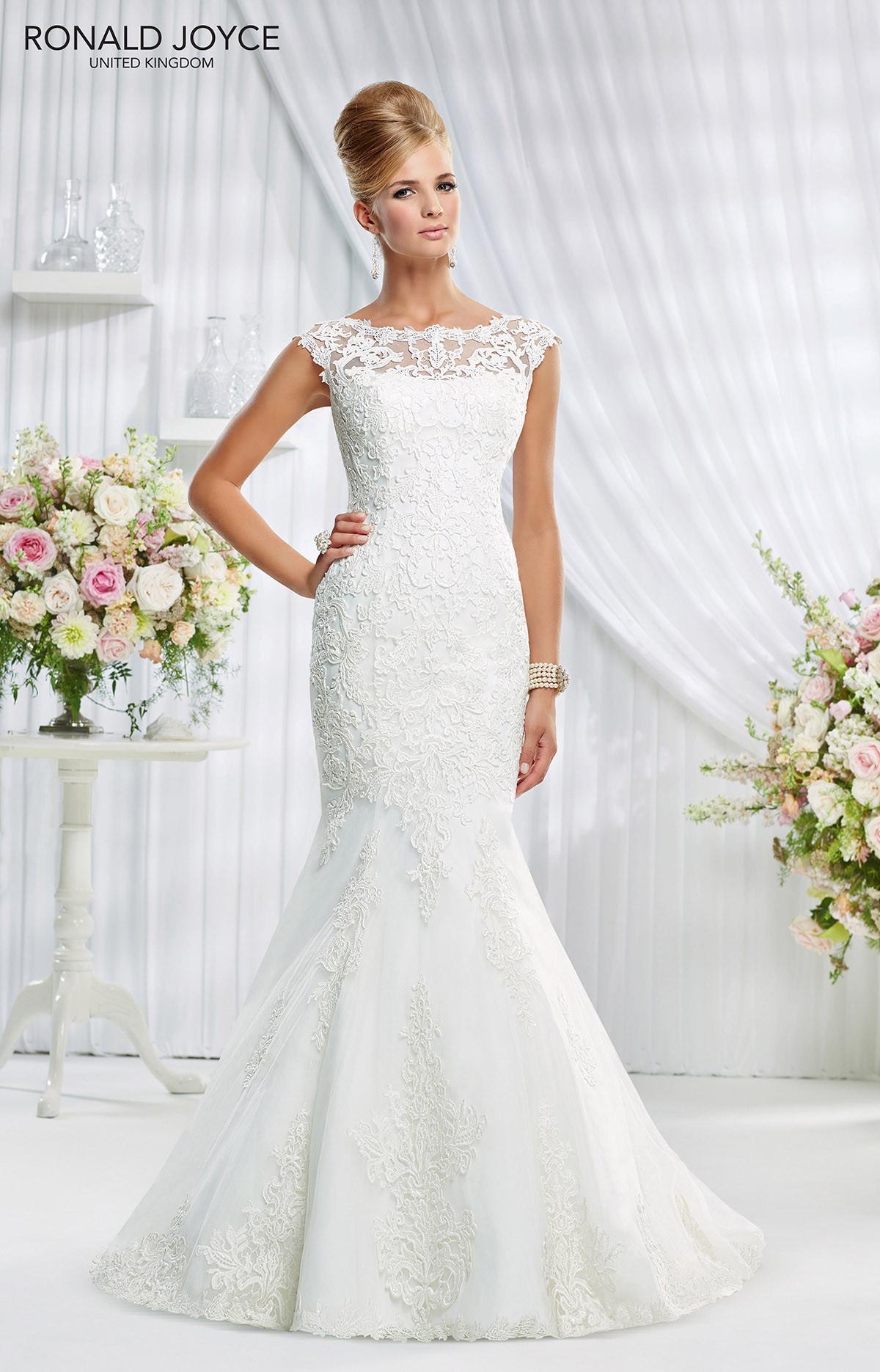 Ronald Joyce Bridal gown Eleanor 69013