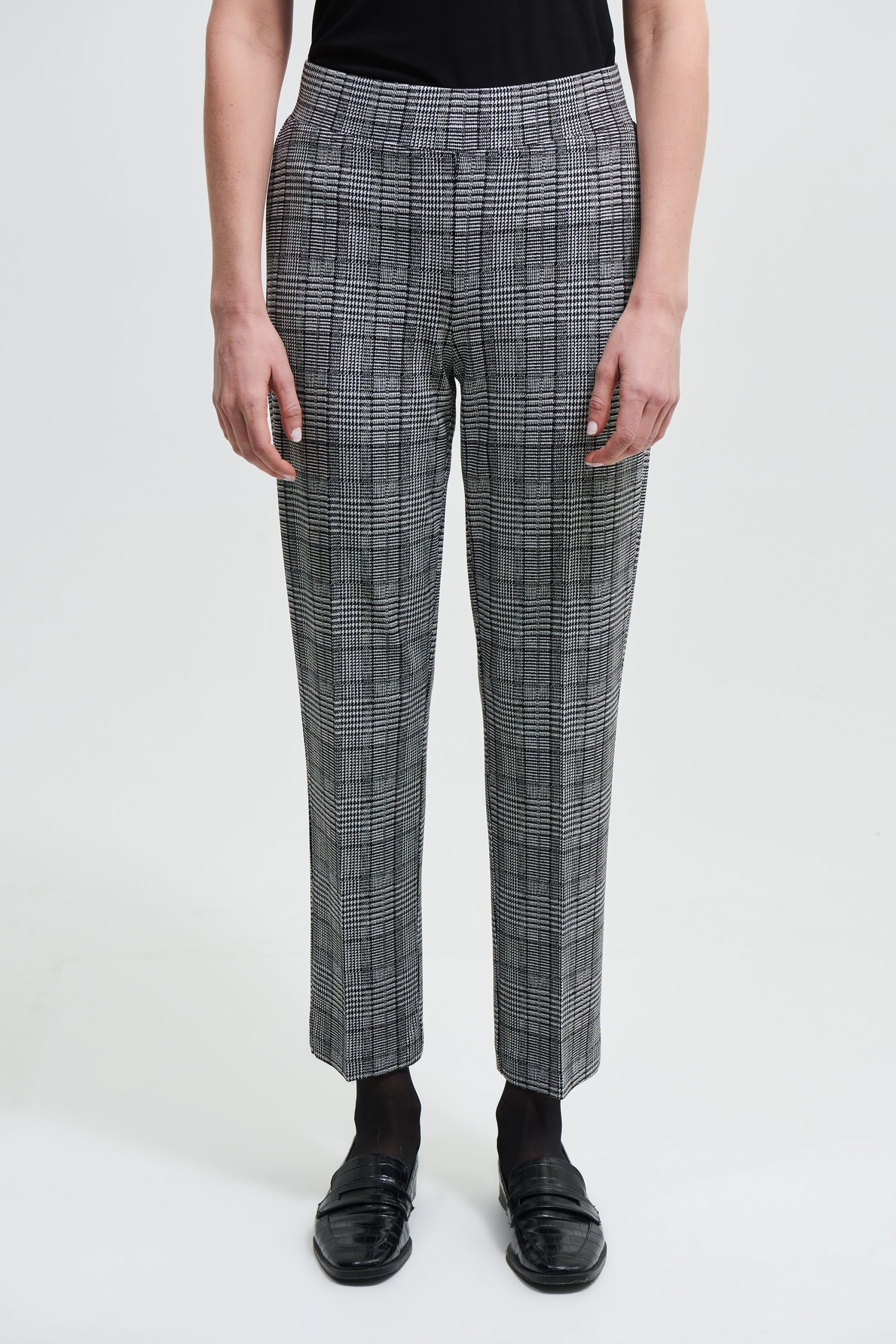 Josephribkoff prince of Wales check trousers 213626