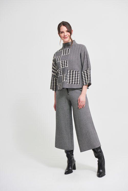 Josephribkoff funnel knit 213912