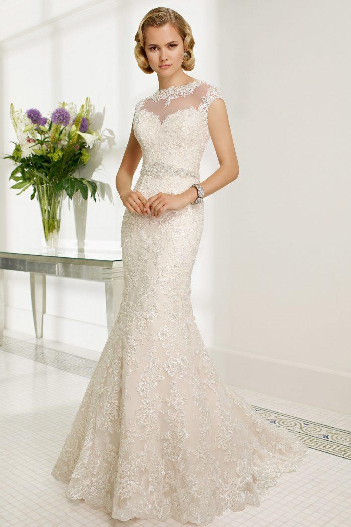 Ronald Joyce Bridal gown Romina 68013