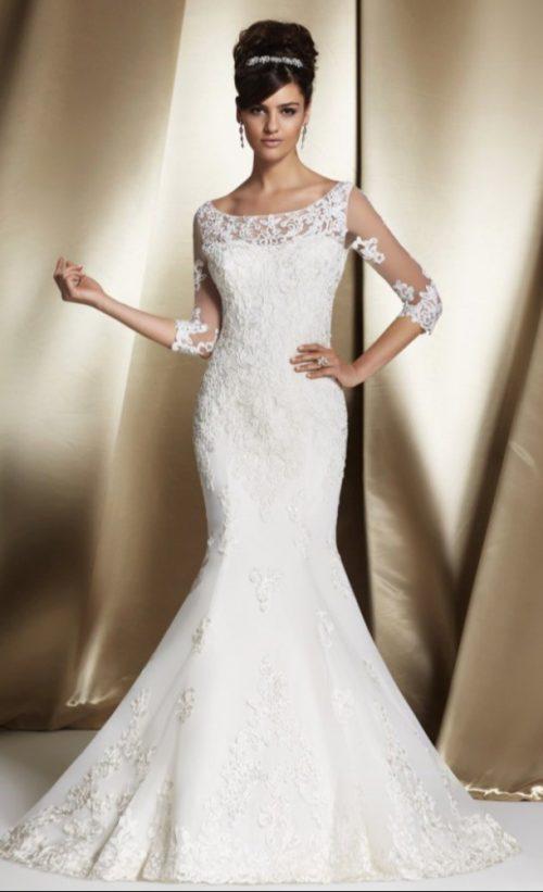 Ronald Joyce bridal gown Roulda 68052