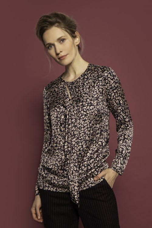 Carolinekilkennystudio jelly blouse abstract print